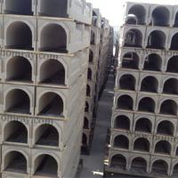 Large picture polymer concrete drainage channel