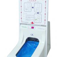 Large picture shoe cover dispenser with CE certificates