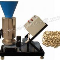 Large picture Electric Flat Die Wood Pellet Mill