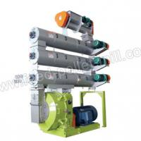 Large picture Ring Die Aquatic Feed Pellet Mill