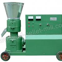 Large picture Electric Flat Die Feed Pellet Mill