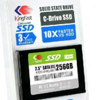 Large picture Kingfast 7mm 2.5''SATAIII MLC Solid State Drive