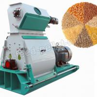 Large picture Wide Chamber Feed Hammer Mill