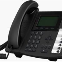 Large picture IP phone