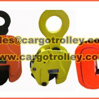 Large picture Steel lifting clamps