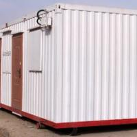 Large picture container house