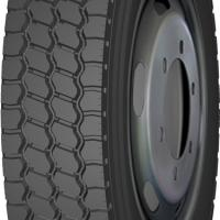 All steel radial truck tire AR595
