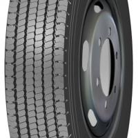 Large picture All steel radial truck tire AR582
