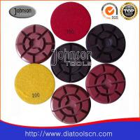 100mm concrete polishing pad
