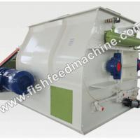 Large picture SSHJ6 Fish Feed Mixer