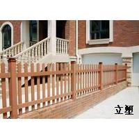 Large picture wood plastic handrail guardrail