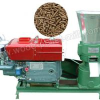 Large picture Diesel Flat Die Wood Pellet Mill