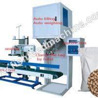 Large picture AMS-DCS100 Fish Feed Packaging Machine