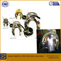Large picture Automatic pipe-pipe orbital welding machine