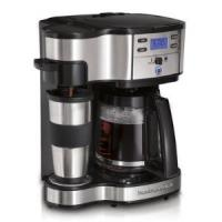 Hamilton Beach Coffee Machine 2 Way Coffee Maker