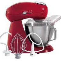 Large picture Hamilton Beach Diecast Stand Mixer - Carmine Red