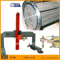 Large picture Automtaic tube - tube sheet arc welding machine