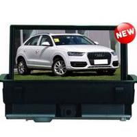 Large picture Car dvd Audi Q3 radio navigation