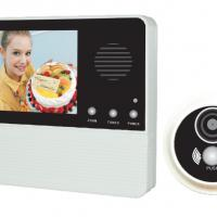 "Large picture 3.2"" Digital Door Peephole Viewer (GW601D-2B)"