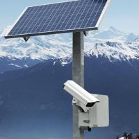 Large picture 3G monitoring camare with 5Megapixel,sleep,solar