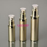Large picture Golden airless pump bottle, airless plastic bottle