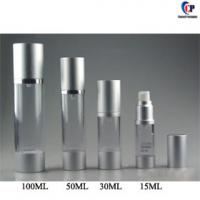 Large picture Plastic empty airless bottles
