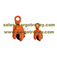 Large picture Steel plate lifting clamps manual instruction