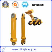 Large picture Long Stroke Double Acting Hydraulic Cylinder