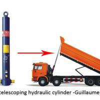 Large picture Dump Truck Cylinder Guillaume Series