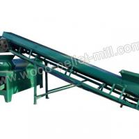 Large picture Flat Die Wood Briquette Press