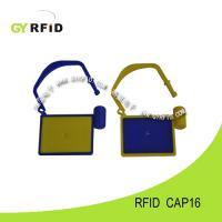 Large picture RFID lock tag is used for inventory management