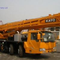 Large picture 55T original truck crane from japan 2006