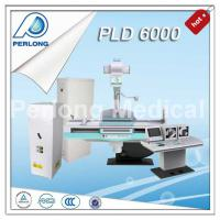 Large picture PLD6000 remote-control fluoroscopy x ray machine