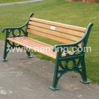 Large picture park,street bench
