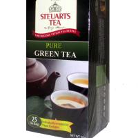 Large picture Steuarts Pure Green Tea 25 Tea Bags