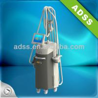 Large picture Velashape vacuum RF roller body contouring machine