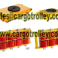 Large picture Cargo trolley instruction