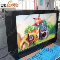 Large picture Waterproof outdoor LCD digital signage display