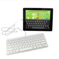 Large picture Wired iPad keyboard Lightning connector/30-pin