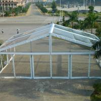 Large picture New Transparent Marquee Tent