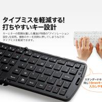 Large picture mini Bluetooth Foldable Keyboard