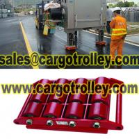 Large picture Cargo trolley is moving and handling tools