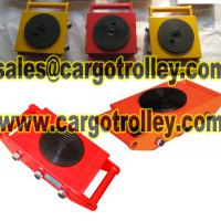Large picture Moving load skates move heavy duty loads easily
