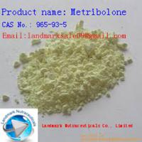 Large picture high quality good price Metribolone