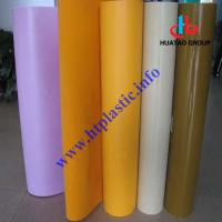 Large picture rigid PVC sheet for cosmetic tray