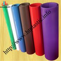 Large picture colorful HIPS sheet for packing
