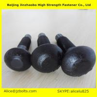 High strength torsion shear bolt