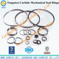High quality cemented carbide seal rings