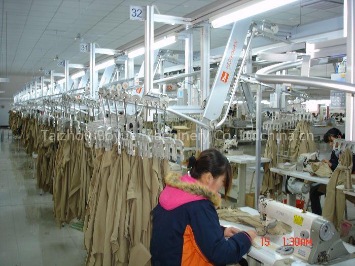 Automatic Garment Hanger System Ah S