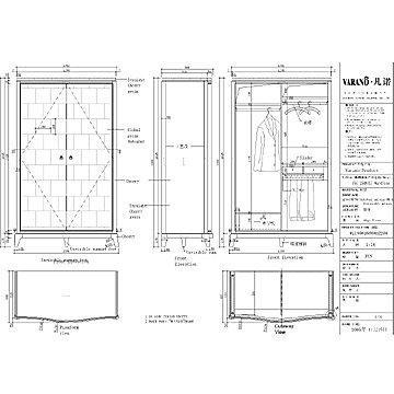 Furniture Drawings In Autocad